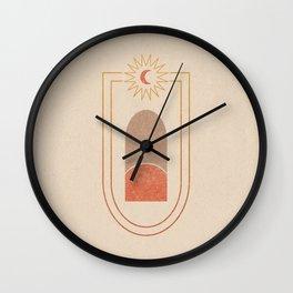 Rising Moon | 3 Wall Clock