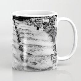 Pike Place Market Wild Salmon Catch Coffee Mug