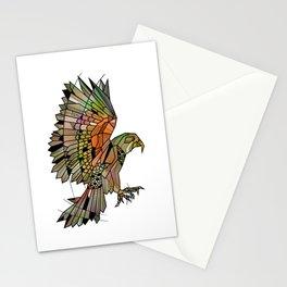 Kea New Zealand Bird Stationery Cards