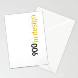 900 hi.design Stationery Cards