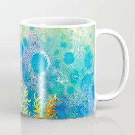 Underwater corals Coffee Mug
