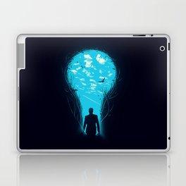Bright Side Laptop & iPad Skin