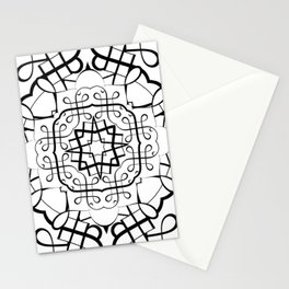 SACRED GEOMETRY II Stationery Cards