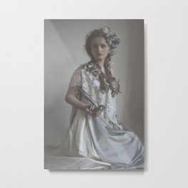 Looking to the Countess Metal Print
