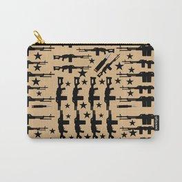 PKM GUN THROW PILLOW Carry-All Pouch