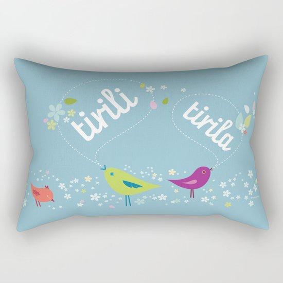 tirili – tirila Rectangular Pillow