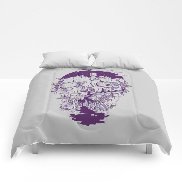 Inside My Head 2.0 Comforters