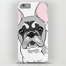 Jersey the French Bulldog Slim Case iPhone 6 Plus
