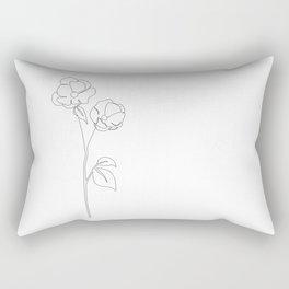 Blossom Out Rectangular Pillow