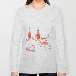 University of Tampa -- Red Long Sleeve T-shirt