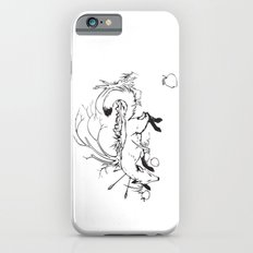 Dying Fox with Apples iPhone 6s Slim Case