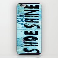 shoe iPhone & iPod Skins featuring Shoe Shine  by mcmerriweather