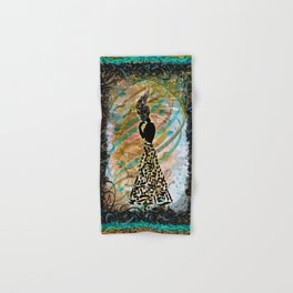 Persian Nostalgia Hand & Bath Towel