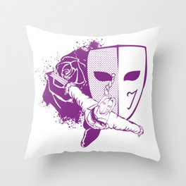 SFV VEGA Throw Pillow