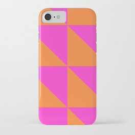 Summer Semaphore iPhone Case