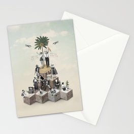 Whish i could dream it again Stationery Cards