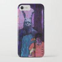 donnie darko iPhone & iPod Cases featuring Donnie Darko by brett66