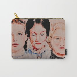 Three Lovely Ladies Carry-All Pouch