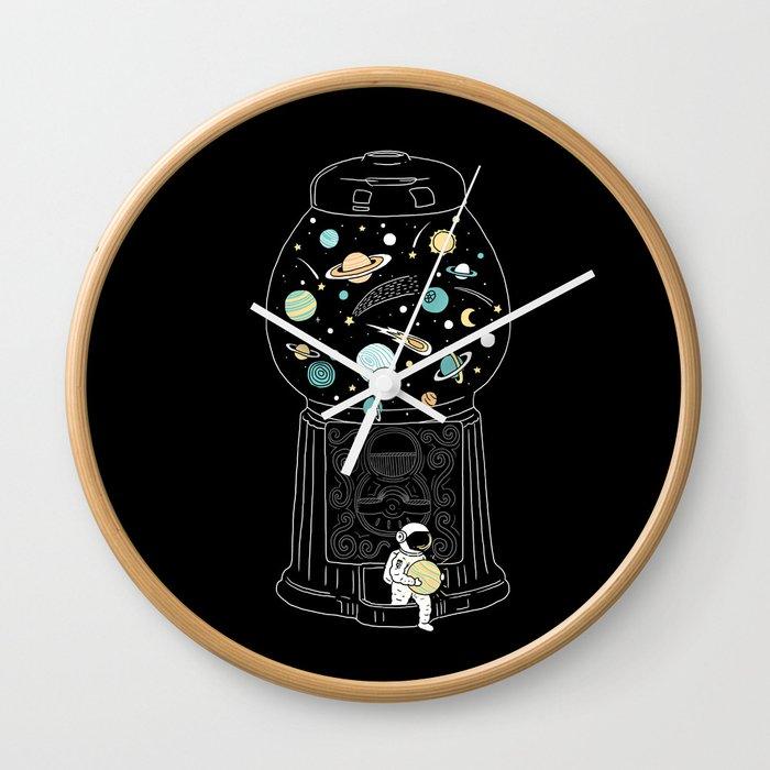 My Childhood Universe 2 Wall Clock