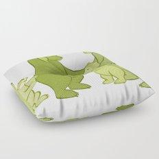 Bear family of Five Floor Pillow