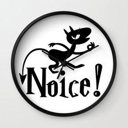 Luci Noice Wall Clock