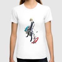 durarara T-shirts featuring Heiwajima Shizuo 1 by Prince Of Darkness