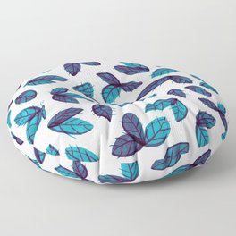 Butterfly In Disguise Floor Pillow