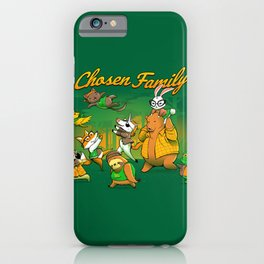 Chosen Family iPhone Case
