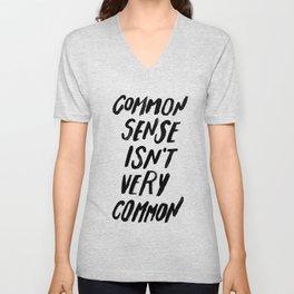 COMMON Unisex V-Neck