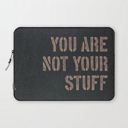 IN TYLER WE TRUST Laptop Sleeve
