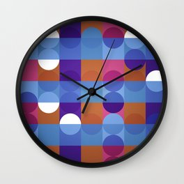 Game of circles Wall Clock