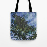 skyfall Tote Bags featuring Skyfall #society6 by 83 Oranges™