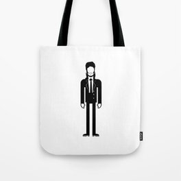 Willy DeVille Tote Bag