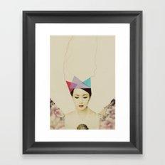 q8 Framed Art Print