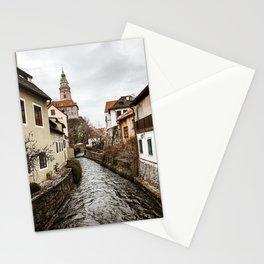 Český Krumlov, Vltava Stationery Cards