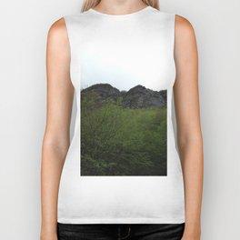 Misty Mountains Biker Tank