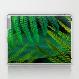 Forest Fern Green Laptop & iPad Skin
