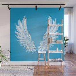 wings Wall Mural