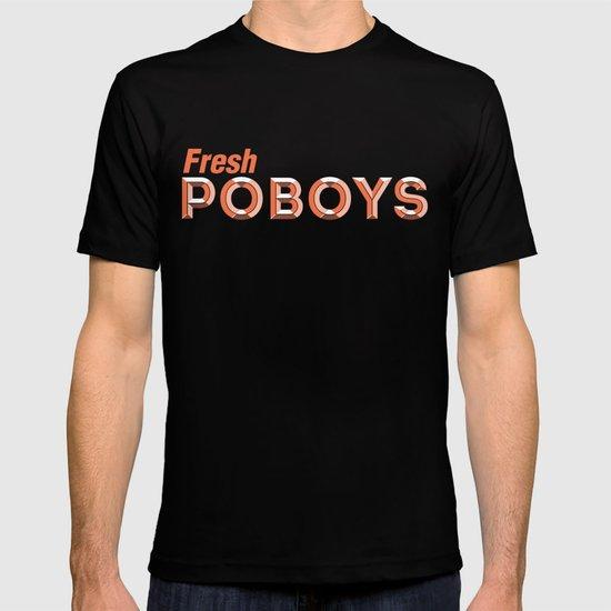 Fresh Poboys T-shirt