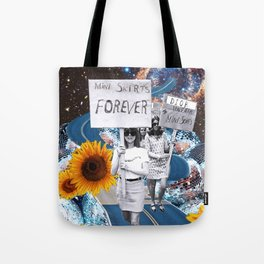 The Road to Equality Tote Bag