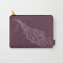 Burn sage, not our sisters (in pink) Carry-All Pouch