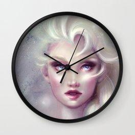Ice Queen Elsa Wall Clock