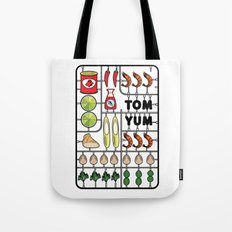 Tom Yum Assembly Kit Tote Bag