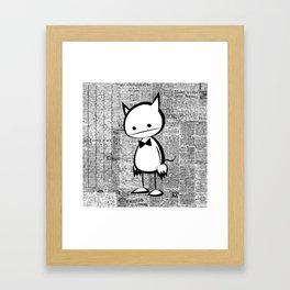 minima - au diable Framed Art Print