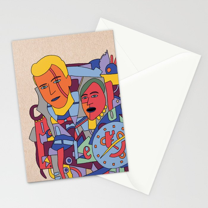 - the council - Stationery Cards