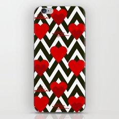 With love. iPhone & iPod Skin