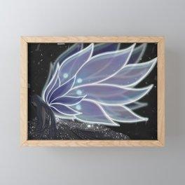 Light It Up w/ Background Framed Mini Art Print