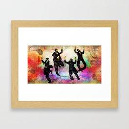 jewish Framed Art Print