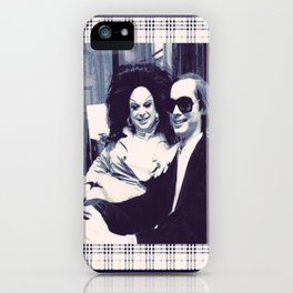 divineandwaters iPhone Case