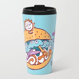 Sky Burger Travel Mug